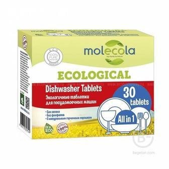 Экологичные таблетки для ПММ, 30 шт