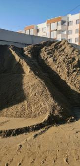 Песок, щебень,цемент, чернозем, перегной, керамзит