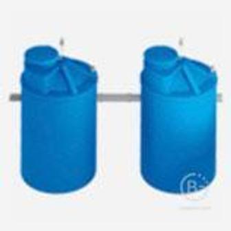 Система локальной очистки сточных вод «ЛОС 8А» (стандартное исполнение, 180 град.)