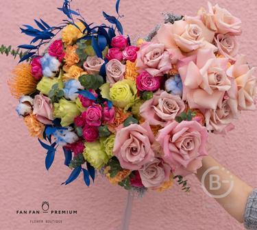 НОВОСТЬ ОБ ОТКРЫТИИ FAN FAN_PREMIUM FLOWER BOUTIQUE!!!