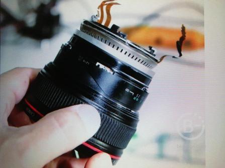 Ремонт цифровых фотоаппаратов, видеокамер
