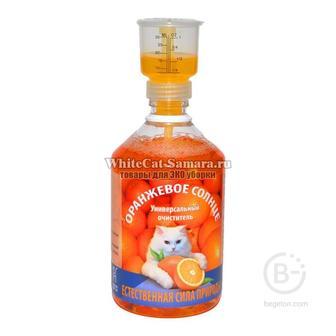 """Универсальный очиститель """"Оранжевое солнце"""" 500мл"""