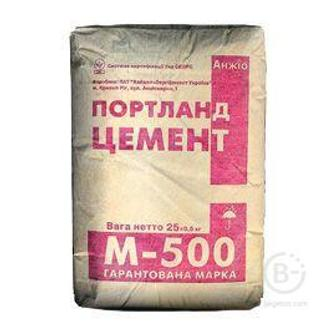 Цемент 50 кг М-500