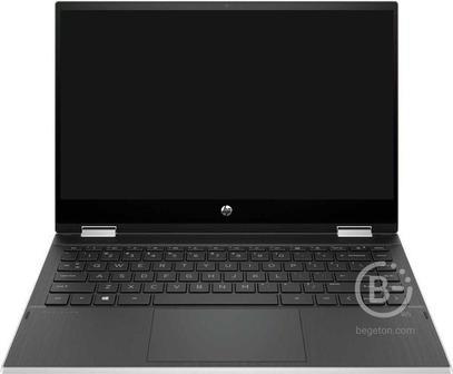 "2X2R1EA Ноутбук HP Pavilion 14x360 14-dw1006ur Natural Silver 14"""