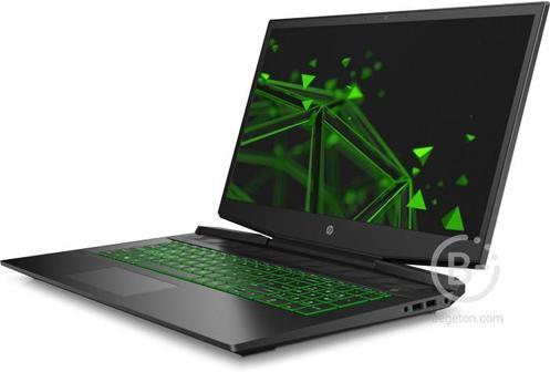"22Q93EA Ноутбук HP Pavilion Gaming 17-cd1055ur black 17.3"""