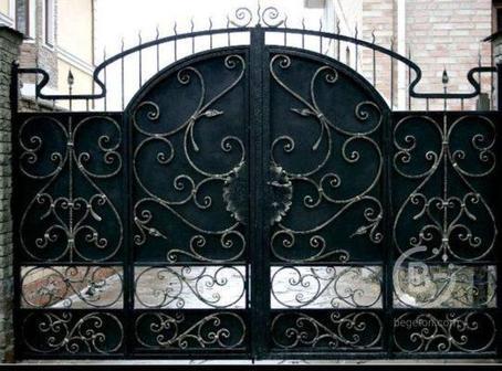 Ворота и калитки в Самаре