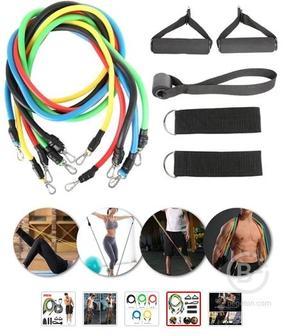 резинка для йоги бодибилдинга, спортивные резинки, фитнес экспандер