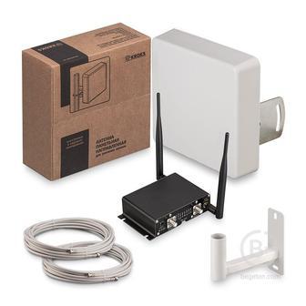 KSS15-3G/4G-MR - Комплект 3G/4G MIMO интернета KROKS