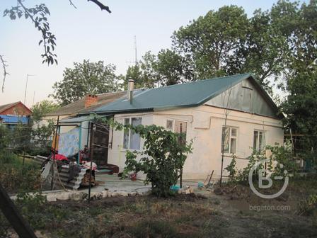 Дом  на Азовском море