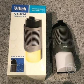 Ионизатор воздуха с подсветкой vitek