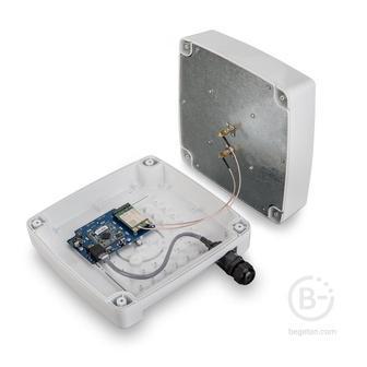 Rt-Ubx eQ - Роутер Kroks с mini-PCI модемом Quectel EC25-E встроенным в антенну