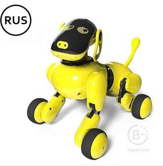 Интеллектуальный щенок-робот собака Дружок APP (русифицированная)