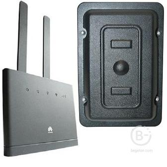 Huawei B315-22 4G 3G шлюз МегаФон МТС Билайн ТЕЛЕ2 с Антенной