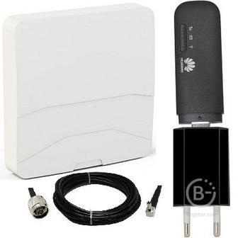ShopCarry MR8372N Комплект модем-роутер 4G 3G GSM с антенной направленной уличной