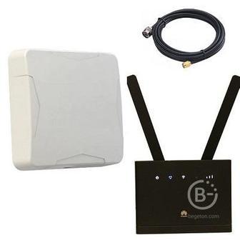 Huawei b315s-22 с внешней антенной 3g/4g nitsa-5 Роутер под Sim-карту