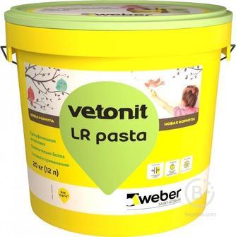 Veber. Вебер ветонит LR Pasta