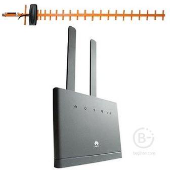 Huawei B315s-22 4G 3G LTE GSM WiFi модем-роутер универсальный