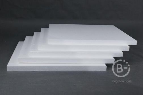 Плита пенопласт 3-ка 1000*2000