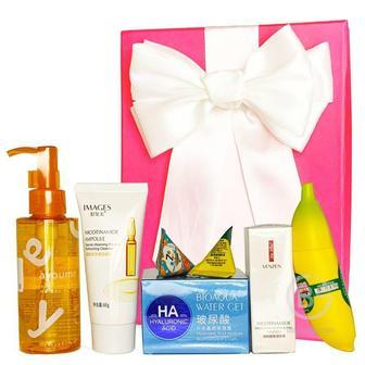 Подарочный набор косметики для лица Asmetika Water Get
