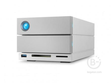 LaCie 2big Dock Thunderbolt 3, 8 ТБ STGB8000400