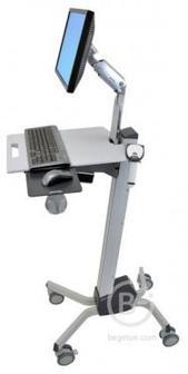Ergotron Neo-Flex 24-206-214 мобильное рабочее место для монитора