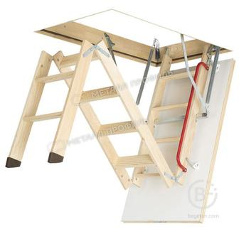 Лестница 60x120x280 LWK Plus KOMFORT