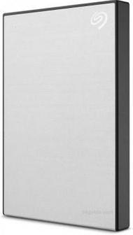 Внешний жесткий диск Seagate Backup Plus Slim 1ТБ, Silver, STHN1000401