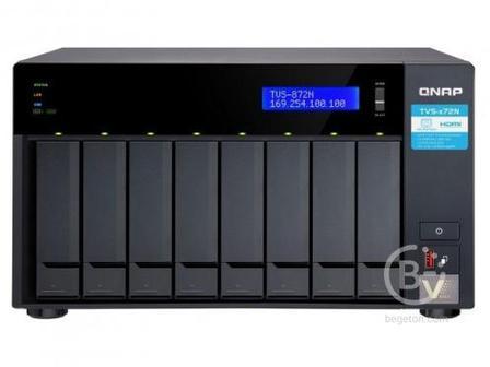 Сетевой RAID-накопитель QNAP TVS-872N-i3-8G