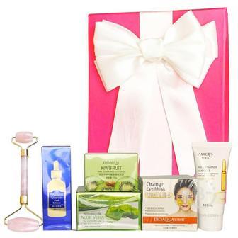 Подарочный набор косметики для лица Asmetika Kiwi & orange