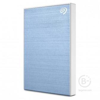 Внешний жесткий диск Seagate Backup Plus Slim 1ТБ, Blue, STHN1000402