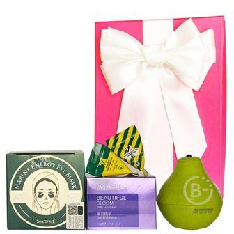 Подарочный набор косметики для лица Asmetika Beautiful Bloom