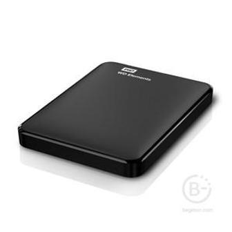 Внешний жёсткий диск WD Elements SE Portable WDBUZG0010BBK 1ТБ