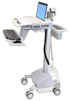 Ergotron StyleView SV42-6101-2 мобильное рабочее место для ноутбука, с акк. SLA