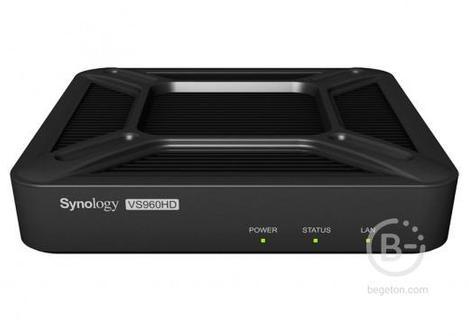 Терминал видеонаблюдения Synology VisualStation VS960HD