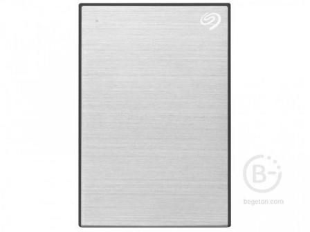 Внешний жесткий диск Seagate One Touch 5ТБ, Silver, STKC5000401