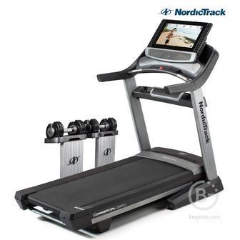 Беговая дорожка NordicTrack Commercial 2950 NEW NETL28717