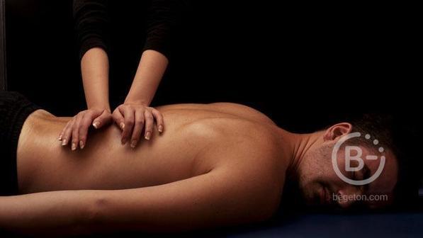 Балийский релакс массаж.