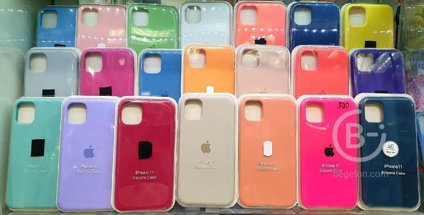 Чехлы для iPhone 11.