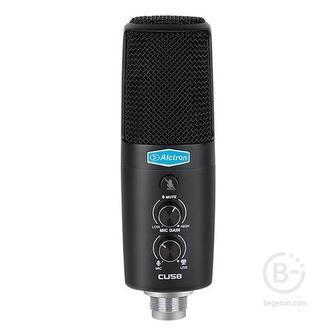 Микрофон ALCTRON CU58 с USB интерфейсом