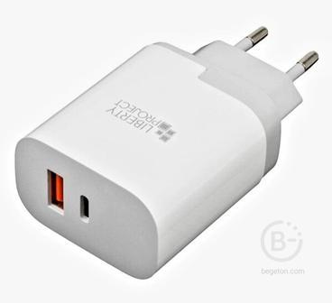 Сетевой Адаптер Usb/Type-C 18W iPhone 11/12