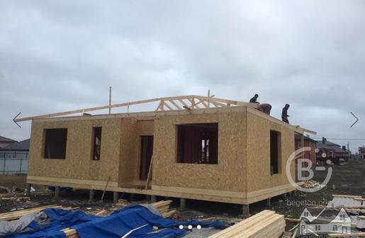 Строим дом по эскизу заказчика