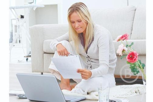 Удаленная работа на неполный день для женщин