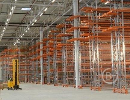 Стеллажи, металлоконструкции, ангары, склады....