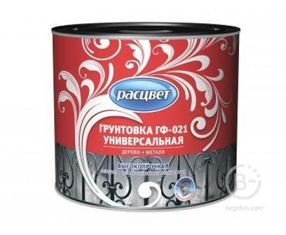 ГРУНТ ГФ-021 БЕЛЫЙ РАСЦВЕТ 2,2 КГ 6