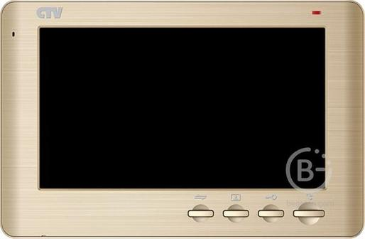 Цветной монитор видеодомофона CTV-M1704SE