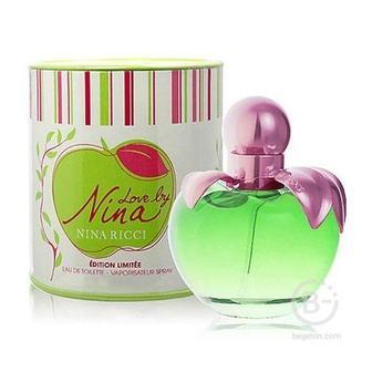 Брендовый парфюм Nina Ricci оригинал по цене производителя
