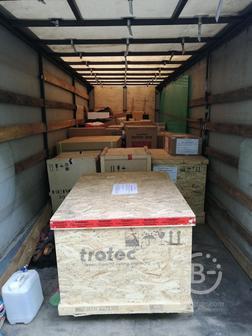 Доставка мебели и оборудования