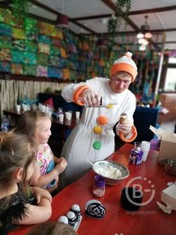 Мастер класс по изготовлению мороженого