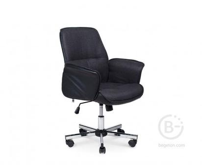 Кресло NORDEN Торино NEW, черная ткань, премиум (CX0704M02 black)