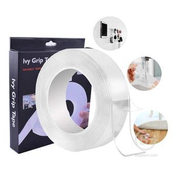 Многоразовая крепежная лента Ivy Grip Tape (Длина 1 м)